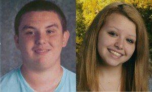Teens last seen near Morgantown High School Oct. 13.